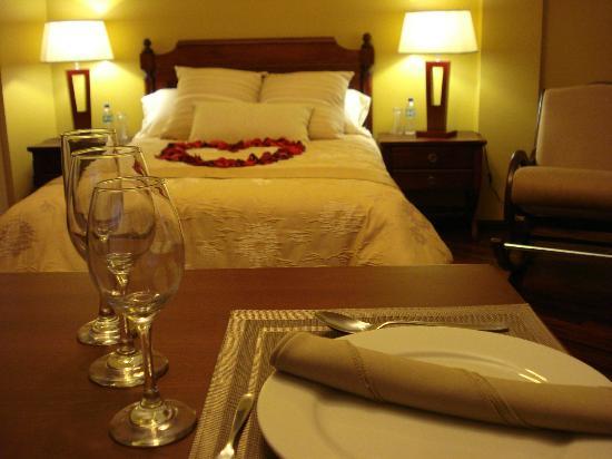 Hotel & Spa Casa Real: Habitación de luna de miel