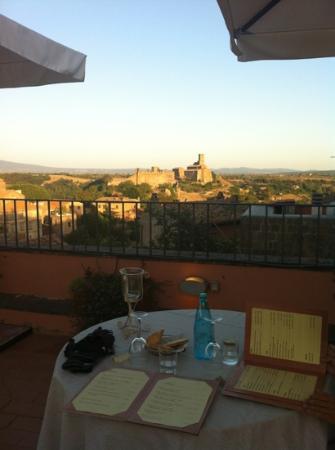 Palazzo Ranucci Restaurant: splendida vista e cena assolutamente da provare e riprovare