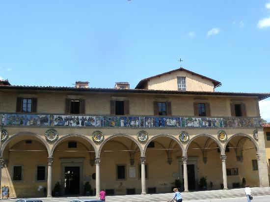 Pistoia, Italien: Ospedale del Ceppo