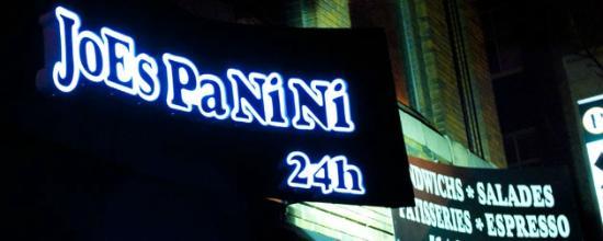 Joe's Panini