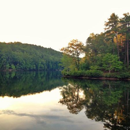 Lake Tranquility, Oak Mountain State Park