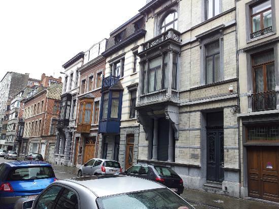 Le Cygne d'Argent : rue du garage