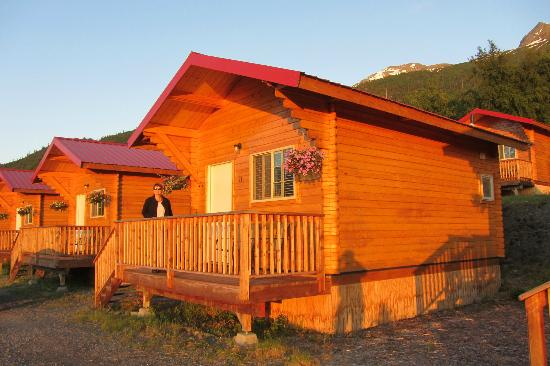 Knik River Lodge: Cabin