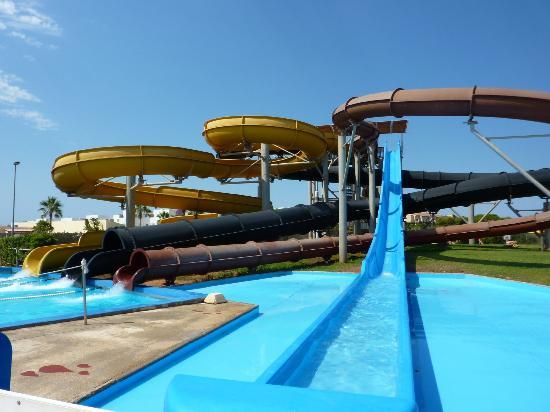 Marinda Garden Aparthotel: Aquarock Waterpark - Big Slides