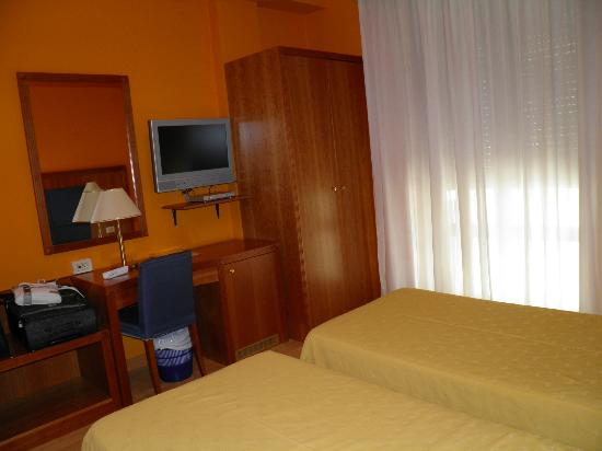 Hotel Berlino: twin room