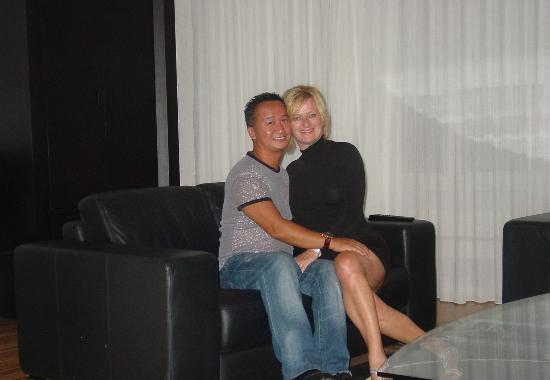 Loft Hotel Suite..... lovely couples getaway in Montreal
