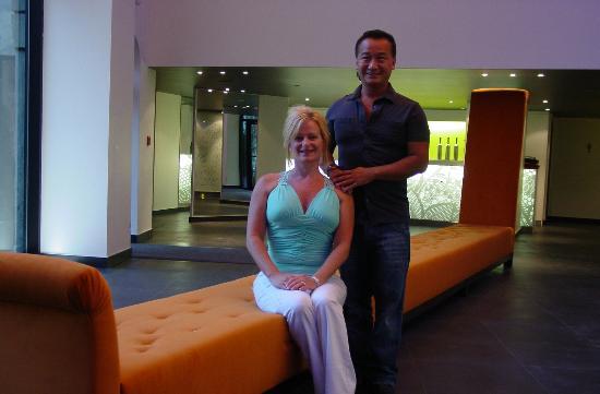 Loft Hotel Lobby