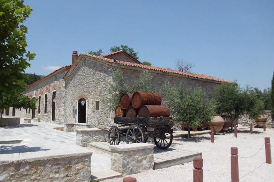 Olive-press Museum of Archipelagos Society