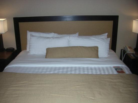 Lakeway Resort and Spa: Very comfy bed!
