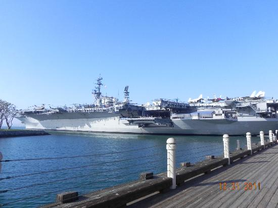 Hotels Near The Midway In San Diego Ca