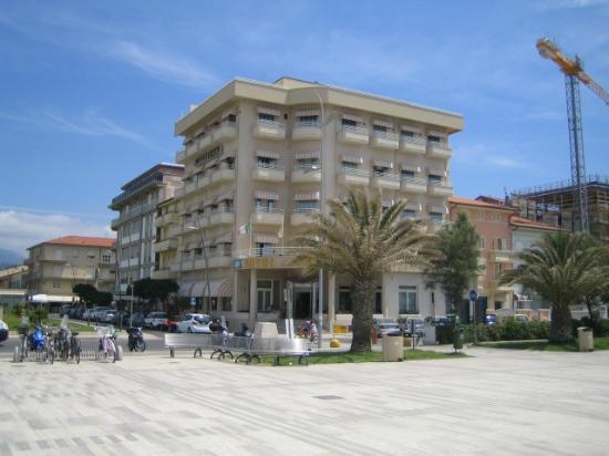 Hotel Capri: Capri Hotel vista
