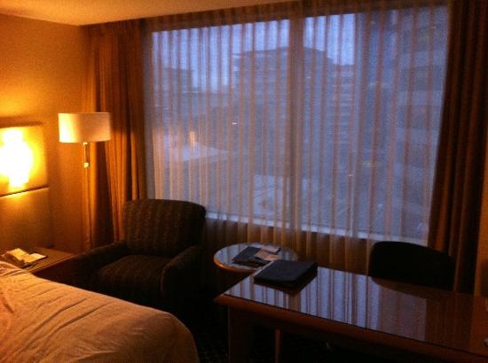 Stamford Plaza Auckland: view from 940