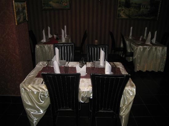 Hotel Bella Donna: Dining room