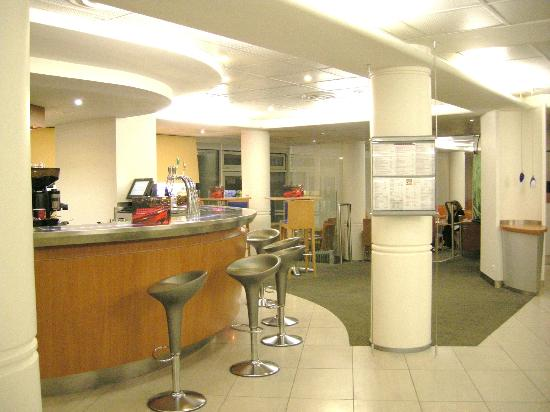 Novotel Nantes Centre Gare : Bar/Restaurant