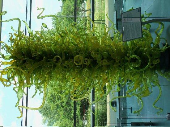 Corning Museum of Glass - Lobby