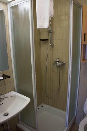 The Highland Center Hrauneyjar: Bath
