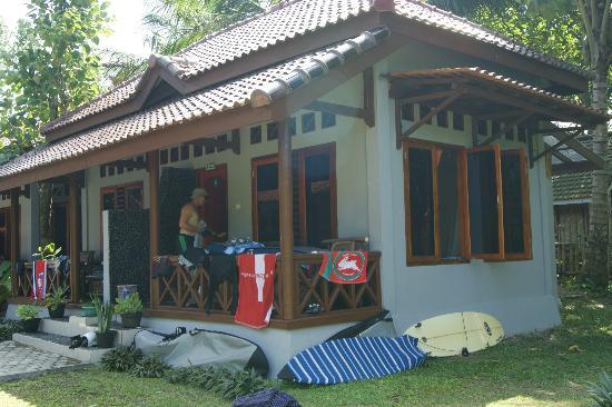 Damai Bungalows: Home Sweet Home