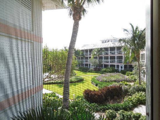 Ocean Club West: View of hotel grounds