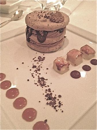 Corbett's An American Place: Dessert