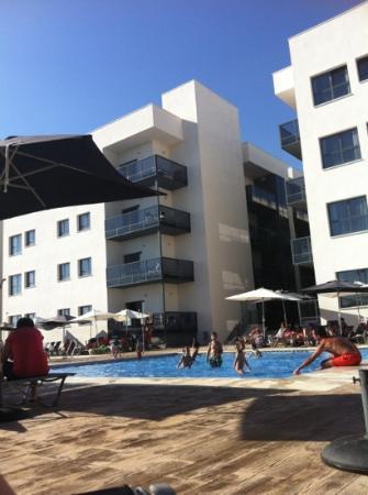 Apartamentos Leo Deluxe: fachada