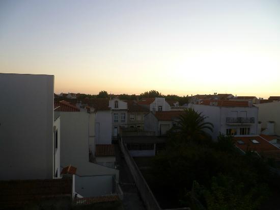 Hotel Aveiro Center: Vistas desde la habitación