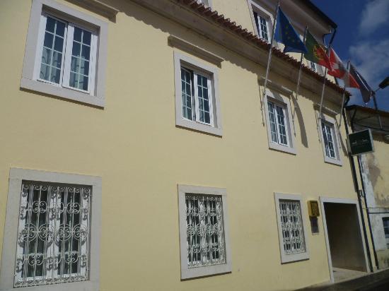 Hotel Aveiro Center: Fachada
