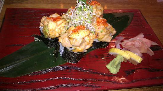 Rakuza Tokyo: 7 fish
