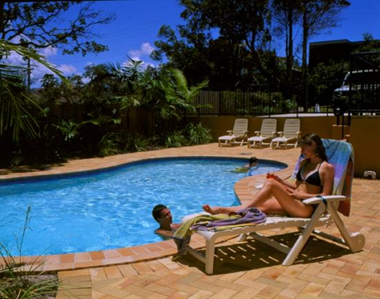 Meridian Caloundra: 31 degree heated pool