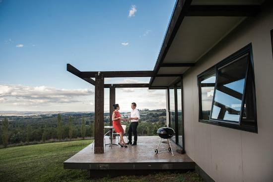 Cider Suites - Private balcony