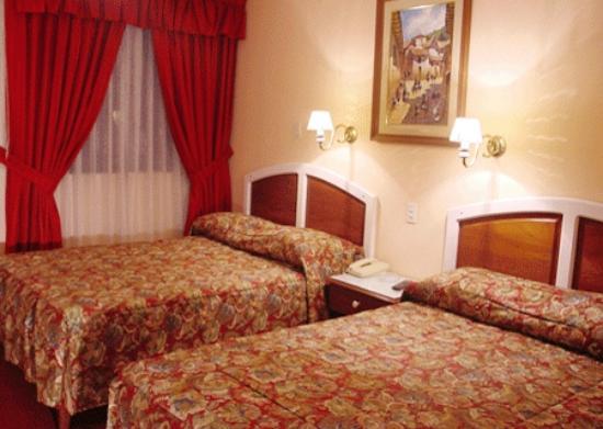 Manhattan Inn Airport Hotel: Double Room