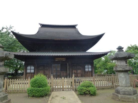 Shofukuji Temple : 地蔵堂