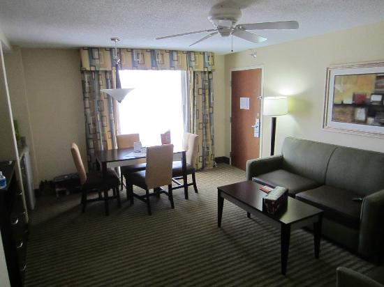 Holiday Inn Express N. Myrtle Beach-Little River: dining area