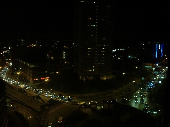 Radisson Blu Hotel, Birmingham: The view