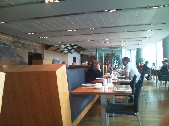 Radisson Blu Hotel, Birmingham: Dining