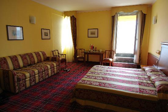 Europalace Hotel: Room 408