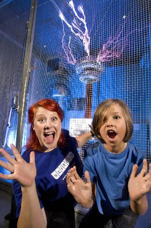 Scitech : High Voltage Show
