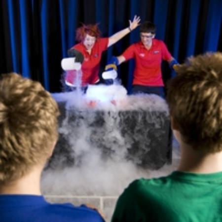 Scitech : Liquid nitrogen just got better
