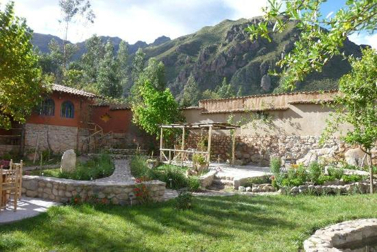 La Capilla Lodge: View of the garden