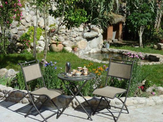 La Capilla Lodge: Garden