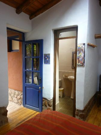 La Capilla Lodge: Cantu - Cosy room with 1 double bed and en-suite bathroom