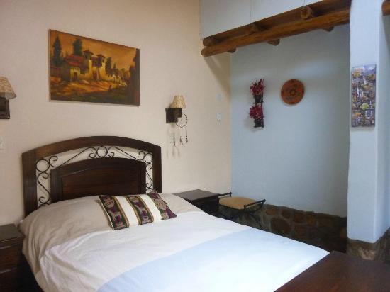 La Capilla Lodge: Puma - Cosy room with 1 double bed and en-suite bathroom.