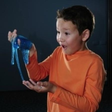 Slime time at Scitech