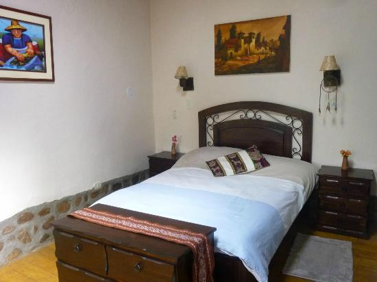 La Capilla Lodge: Puma - Cosy room with 1 double bed and en-suite bathroom.