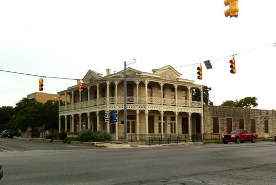 Dienger Building Boerne TX