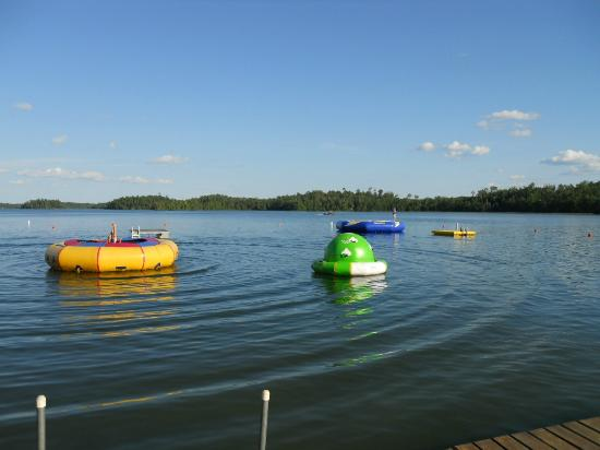 Arcadia Lodge : fun for kids at the beach