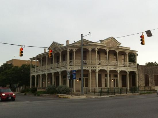 Dienger Building: Historic Hill Country Architectural Gem!!