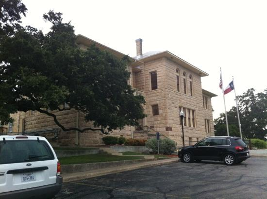 Kuhlmann-King Historical House: Boerne City Hall