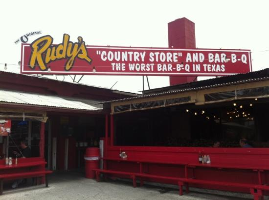 This Place Is Epic Picture Of Rudy S Barbecue San