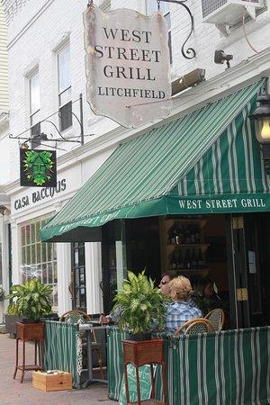 Inn at Kent Falls: West Street Grill