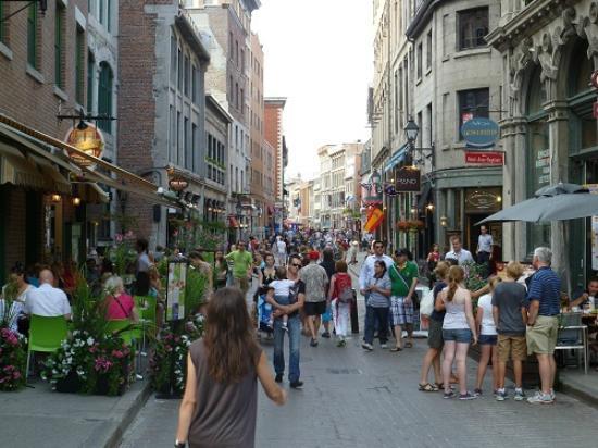 Restaurants Rue St Denis Montreal